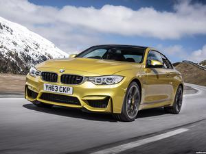 BMW M4 Coupe F82 UK 2014