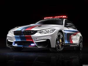BMW M4 MotoGP Safety Car F82 2014