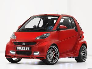 Smart Brabus ForTwo Ultimate 120 2012