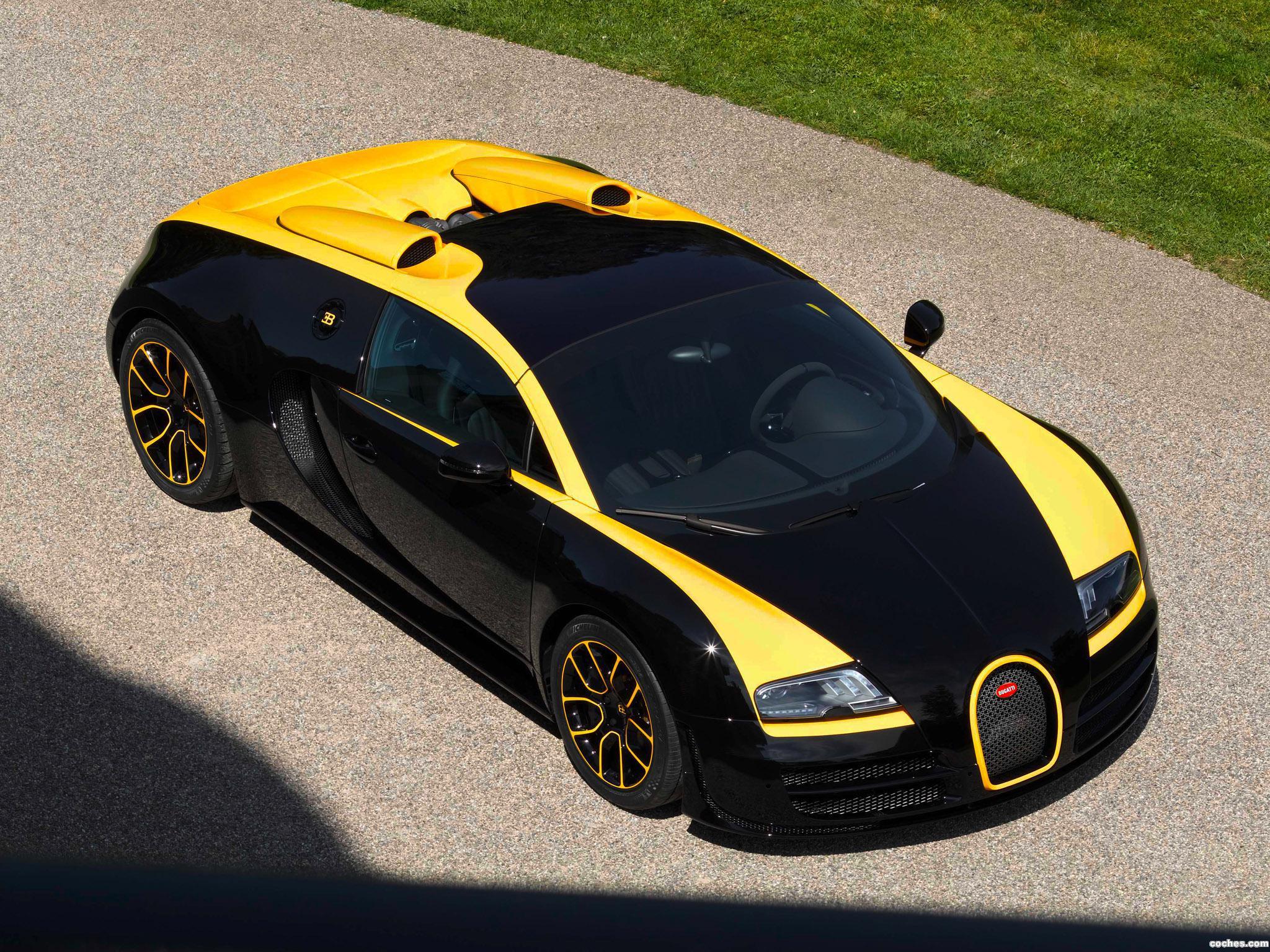fotos de bugatti veyron grand sport roadster vitesse 1 of. Black Bedroom Furniture Sets. Home Design Ideas