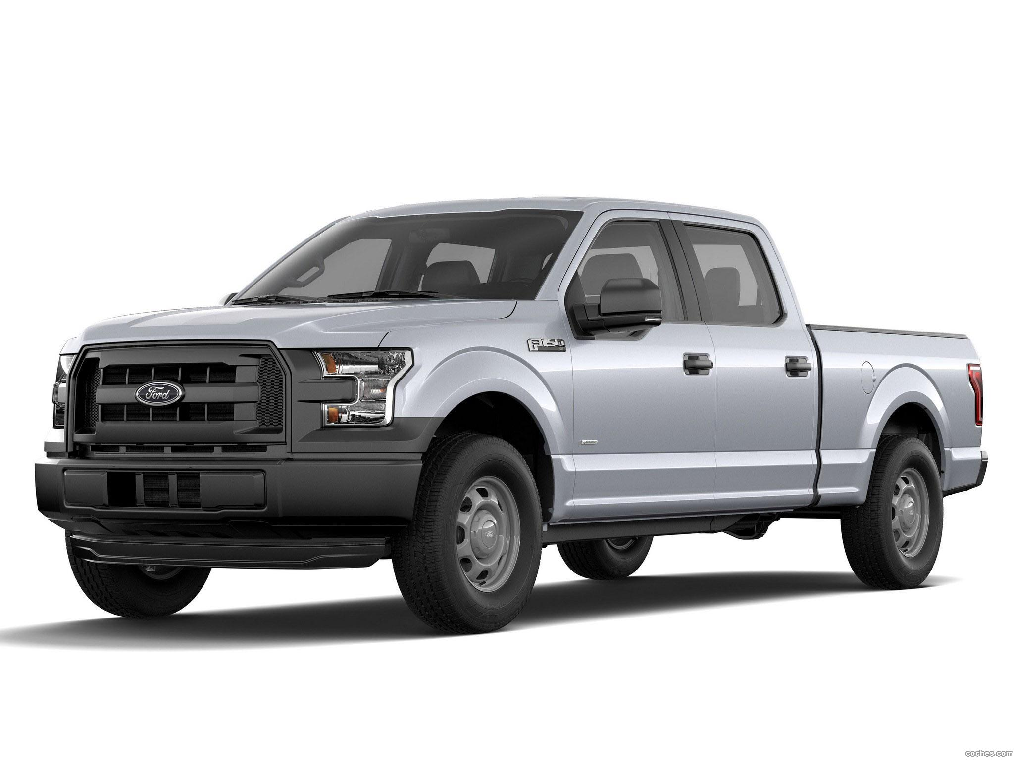 fotos de ford f 150 xl 2014 foto 3. Black Bedroom Furniture Sets. Home Design Ideas