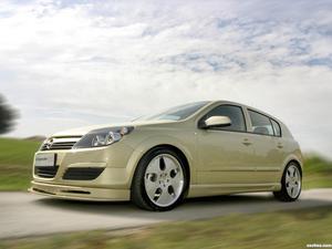 Konigseder Opel Astra H 2010