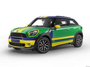 Mini Paceman Goalcooper R61 2014