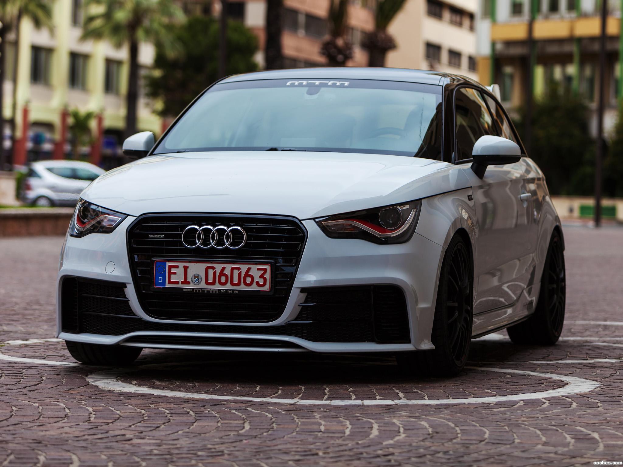 Fotos De Audi A1 La Mayor Galeria De Fotos Del Audi A1
