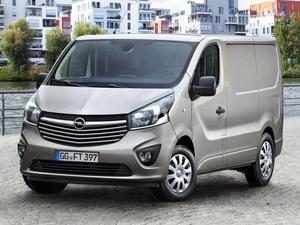 Opel Vivaro Furgón 2014