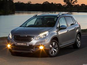 Peugeot 2008 Australia 2013