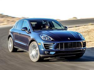 Porsche Macan S USA 2014