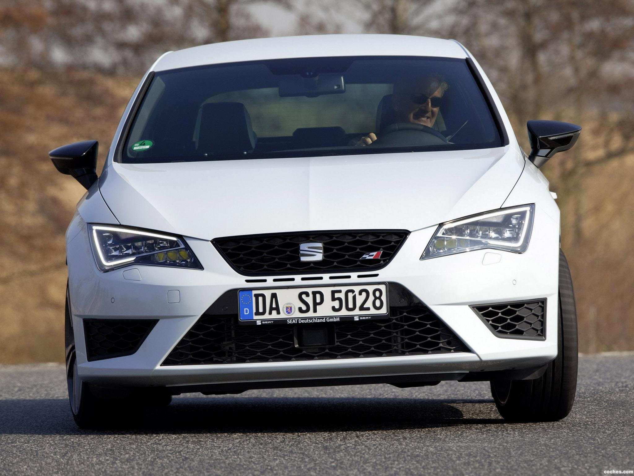 fotos de seat leon cupra 2014. Black Bedroom Furniture Sets. Home Design Ideas