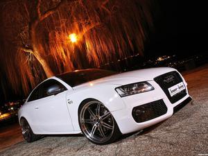 Senner Audi S5 White Beast 2010