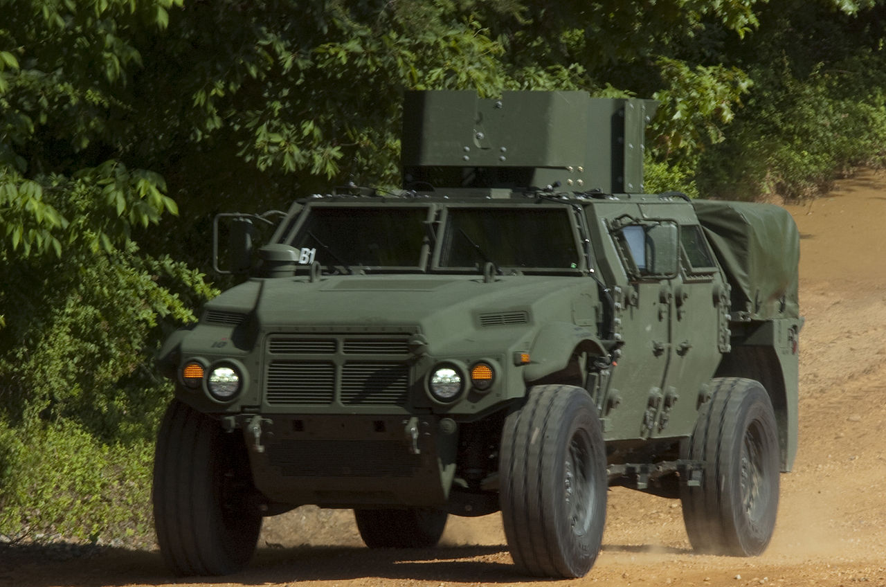 vehiculo militar USA