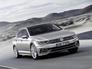 Volkswagen Passat R-Line 2015