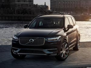 Volvo XC90 T6 AWD First Edition 2015