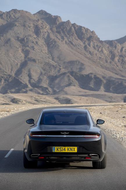 Aston Martin Lagonda 2015 20