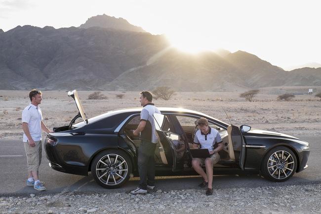 Aston Martin Lagonda 2015 27