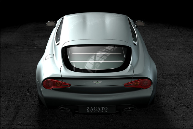 Aston Martin Virage Shooting Brake Zagato 04
