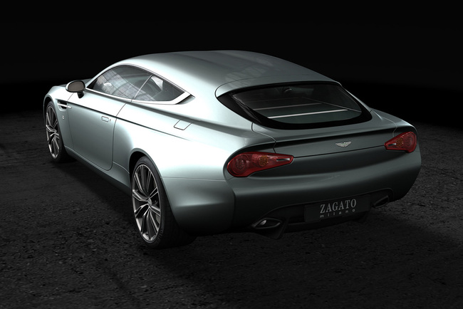 Aston Martin Virage Shooting Brake Zagato 2014 01