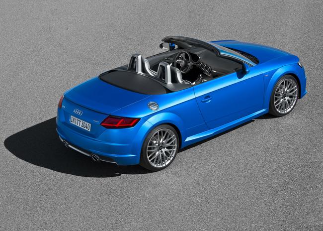 Audi TT Roadster 2015 02
