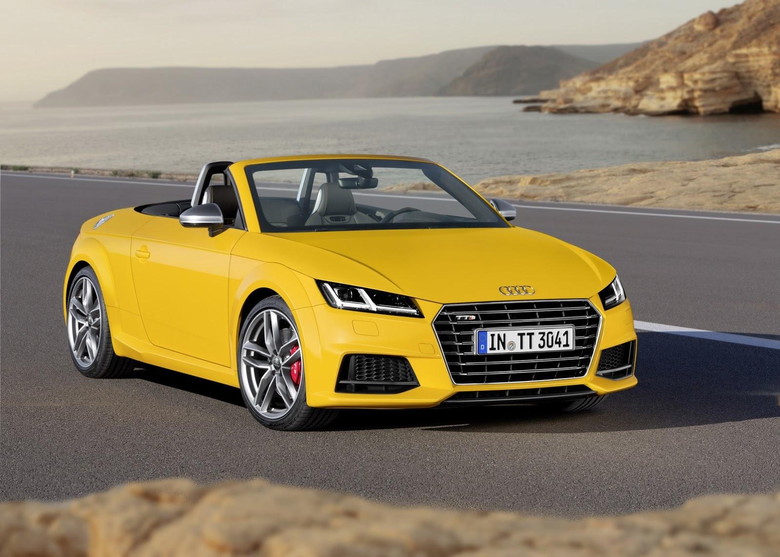 Audi TTS Roadster 2015 05