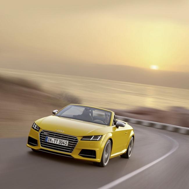 Audi TTS Roadster 2015 08