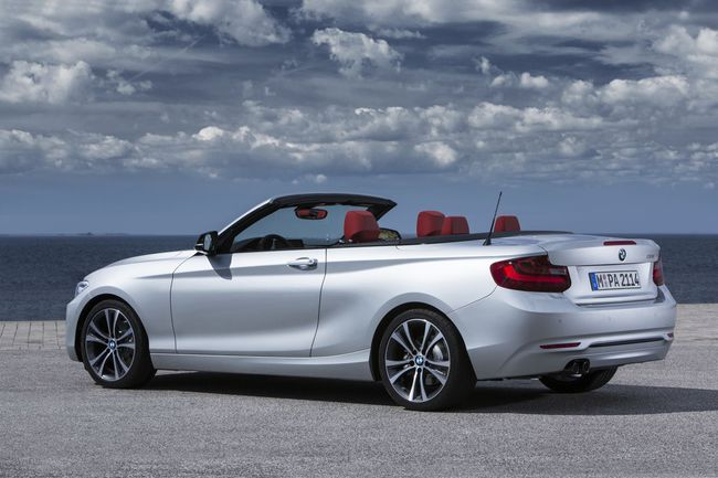 BMW Serie 2 cabrio 2015 23