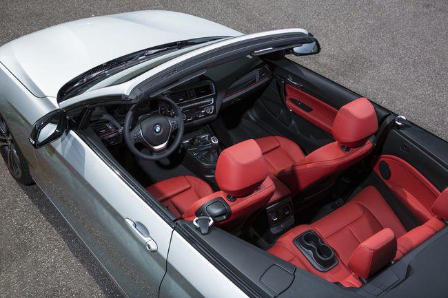 BMW Serie 2 cabrio 2015 34