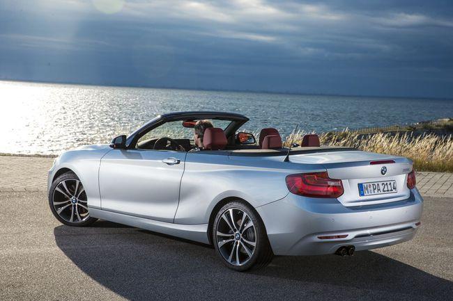 BMW Serie 2 cabrio 2015   57
