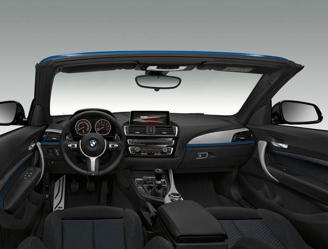 BMW Serie 2 cabrio 2015 interior 10