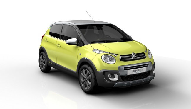 Citroen C1 Urban Ride Concept 2014 01