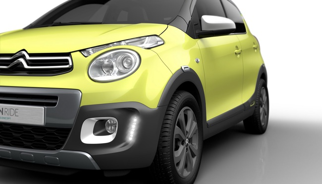 Citroen C1 Urban Ride Concept 2014 08