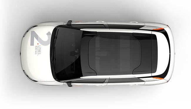 Citroen C4 Cactus Airflow 2L Concept 2014 17