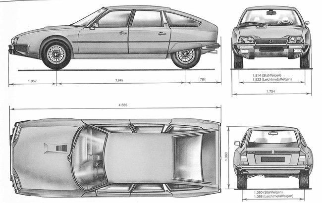 Citroen CX 1974 05