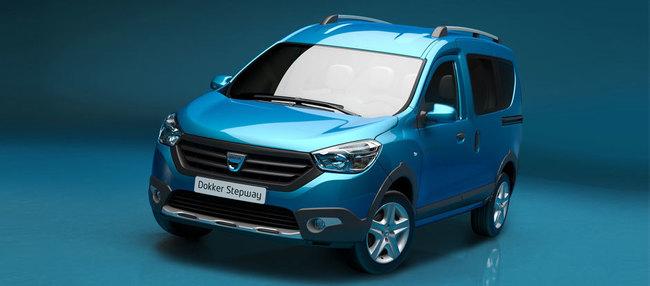 Dacia Dokker Stepway 2014 05