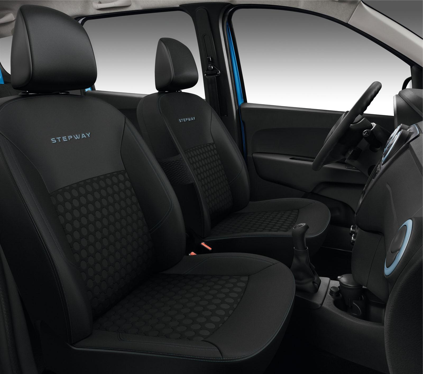 dacia lodgy stepway 2015. Black Bedroom Furniture Sets. Home Design Ideas