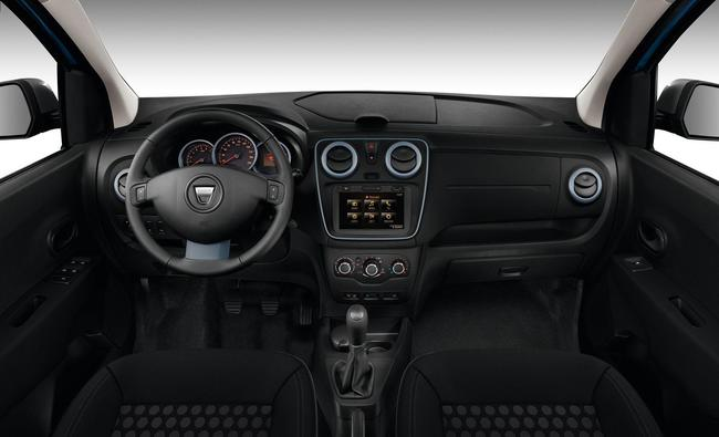 Dacia Lodgy Stepway 2014 interior 03