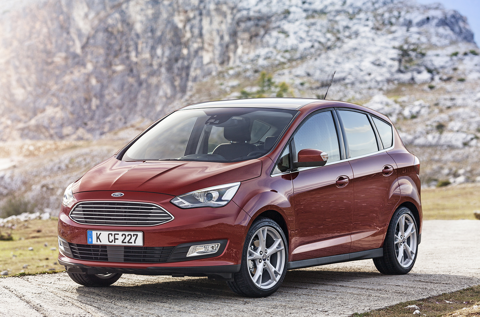 2015 Ford S-Max: Paris 2014 Photo Gallery - Autoblog