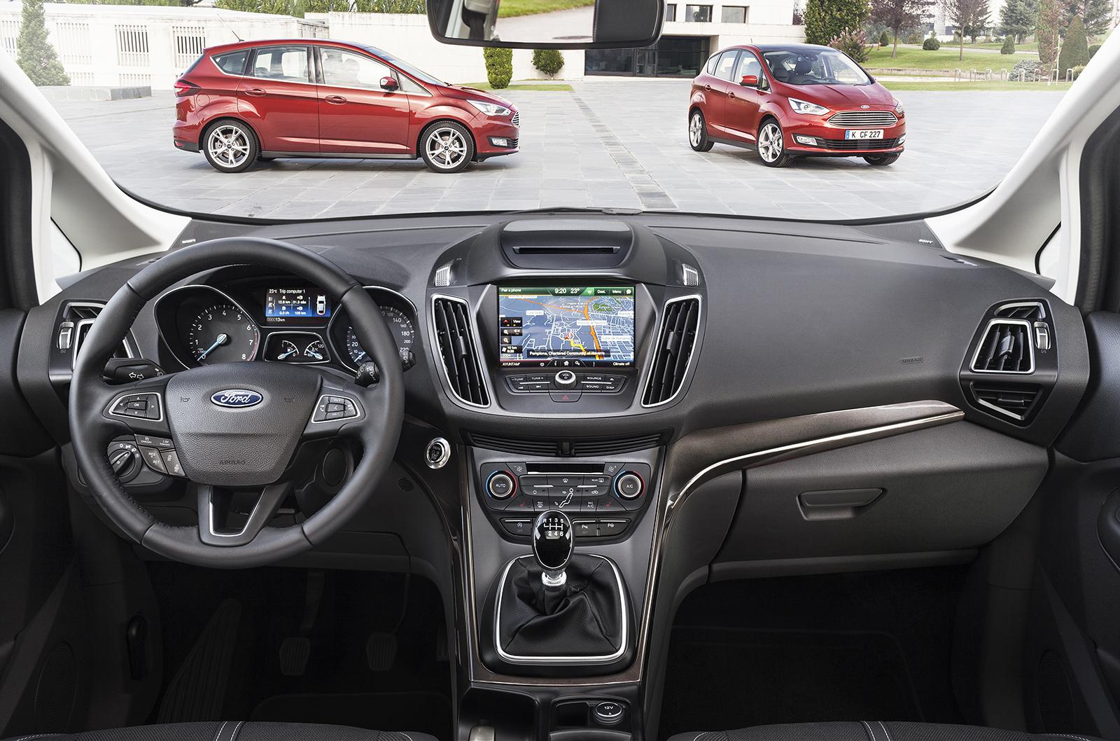 Nuevos Ford C-Max y Grand C-Max: ya eran buenos y ahora mejores
