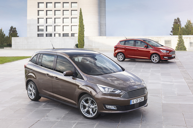 Ford C-MAX y Grand C-MAX 2015 02