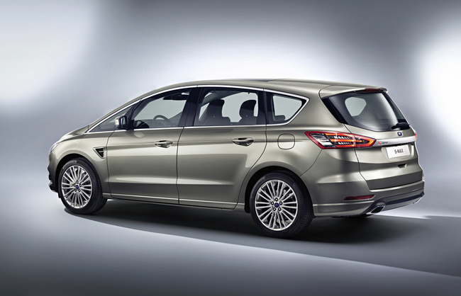 Ford S-MAX 2015 05