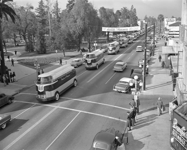 GM Parade of Progress 1940