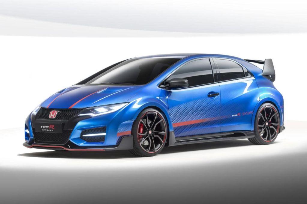 Honda Civic Type-R Concept 2014 01