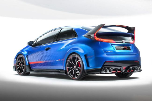 Honda Civic Type-R Concept 2014 02