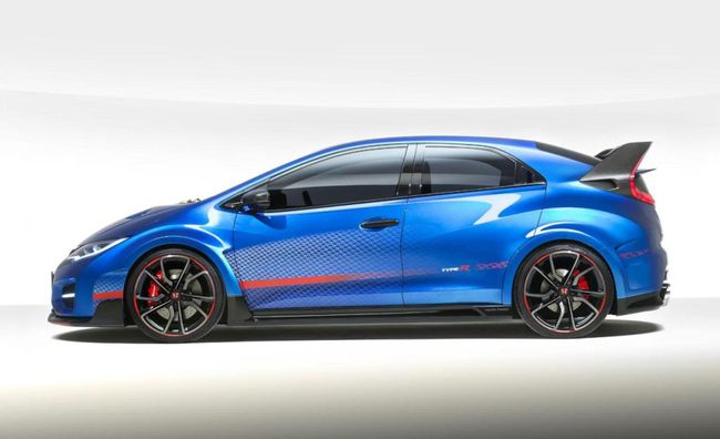 Honda Civic Type-R Concept 2014 03