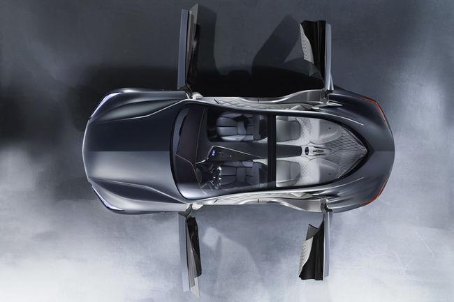 Infiniti Q80 Inspiration Concept 2014 16