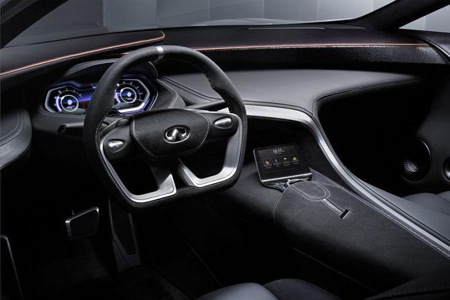 Infiniti Q80 Inspiration Concept 2014 interior 06