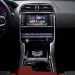 Jaguar XE 2015 interior 03