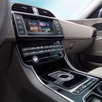 Jaguar XE 2015 interior 06