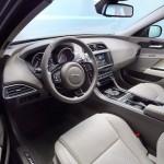Jaguar XE 2015 interior 07