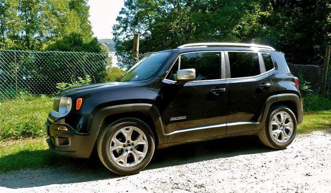 Jeep Renegade prueba 11