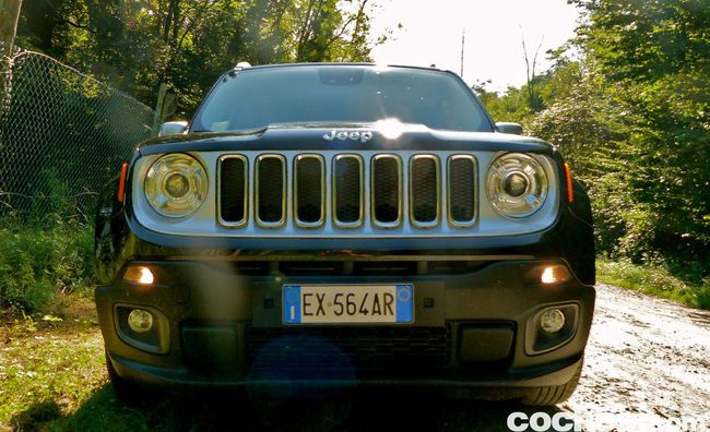 Jeep Renegade prueba 12