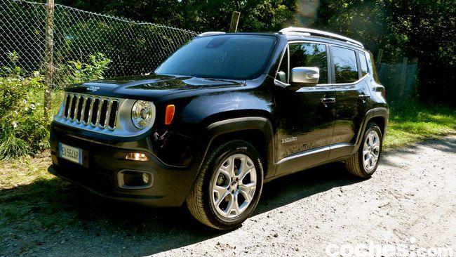 Jeep Renegade prueba 2